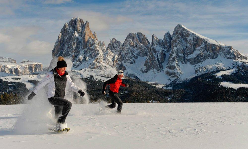 Vivete la vostra vacanza invernale nel nostro agriturismo