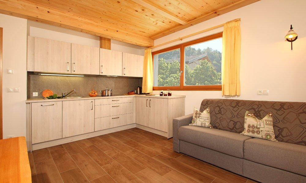 Il vostro appartamento per vacanze presso gli alloggi Zolthof